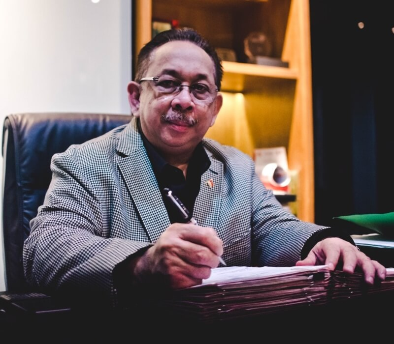 DR. Iqbal Alan Abdullah MSc CMMC